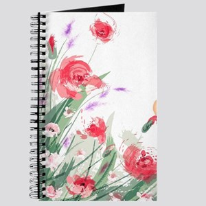Flowers Painting Journal