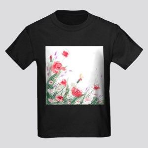 Flowers Painting T-Shirt
