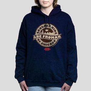 Abe Froman - Sausage Kin Women's Hooded Sweatshirt