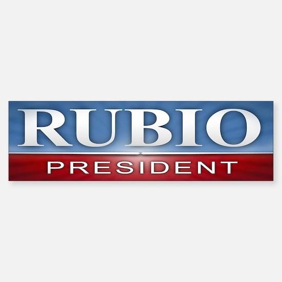 Marco Rubio for President Bumper Bumper Bumper Sticker