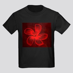 Flower Tropical Red T-Shirt