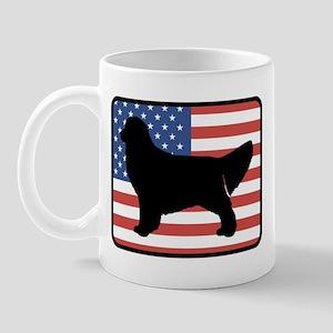 American Golden Retriever Mug