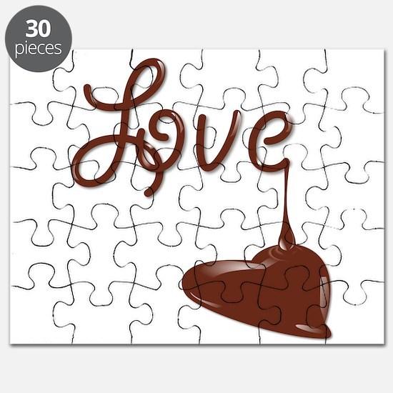 Love Chocolate Puzzle