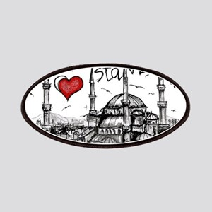 I love Istanbul Patch