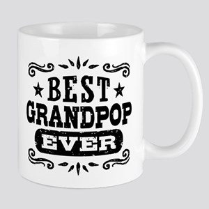 Best Grandpop Ever Mug