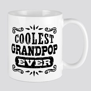 Coolest Grandpop Ever Mug