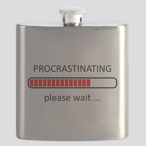 Procrastinating Please Wait Flask
