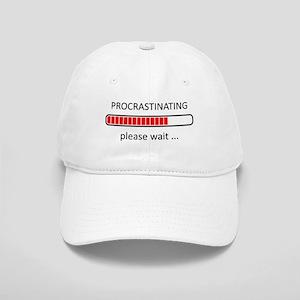 Procrastinating Please Wait Cap