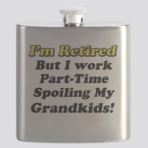 I'm Retired  Flask