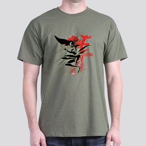 Elektra Abstract Dark T-Shirt