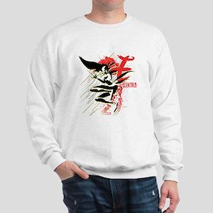 Elektra Abstract Sweatshirt