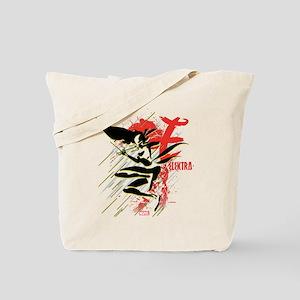 Elektra Abstract Tote Bag
