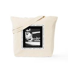 Power Break Billiards Tote Bag