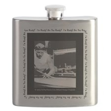 Power Break Billiards Flask