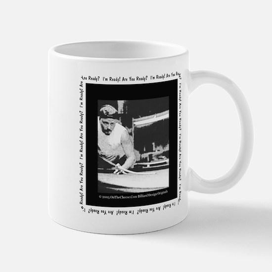 Power Break Billiards Mug