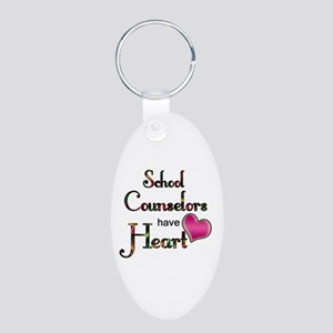 Teachers Have Heart counselors Keychains