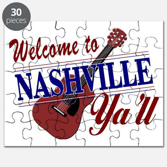 Welcome to Nashville Ya'll-01 Puzzle