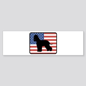 American Irish Water Spaniel Bumper Sticker