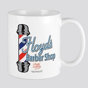 Floyds Barber Shop Mug