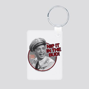 Nip It Aluminum Photo Keychain