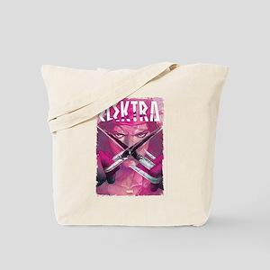 Elektra Crow Tote Bag