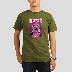 Elektra Crow Organic Men's T-Shirt (dark)