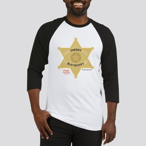 Sheriff Badge Baseball Jersey