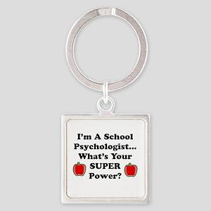 School Psychologist Keychains
