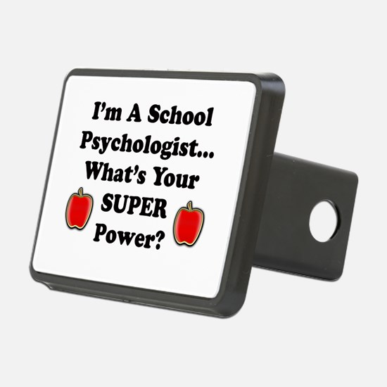 School Psychologist Hitch Cover