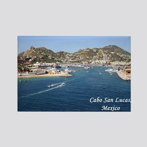 Cabo San Lucas Rectangle Magnet