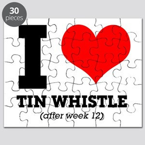 I love tin whistle (after week 12) Puzzle