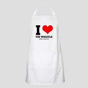 I love tin whistle (after week 12) Apron