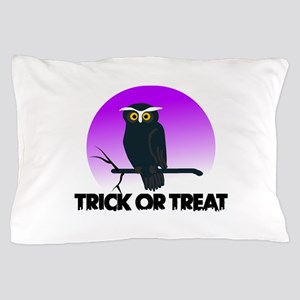 Trick Or Treat Pillow Case