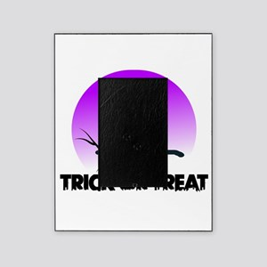 Trick Or Treat Picture Frame