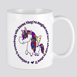 Unicorns Are Magical Mug