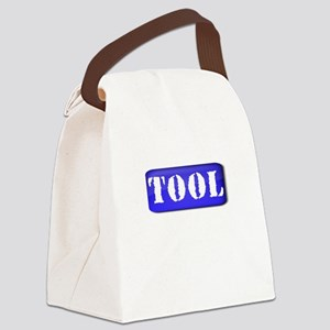 Tool Canvas Lunch Bag