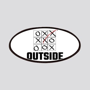 Think Outside The Box Patch