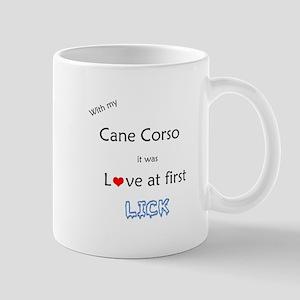 Cane Corso Lick Mug
