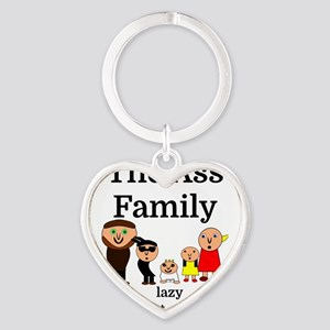 The Ass Family Keychains