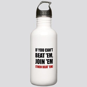 Beat Em Stainless Water Bottle 1.0L