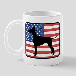 American Manchester Terrier Mug
