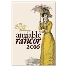Calendar_Cover_Amiable_2016 Poster