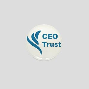 CEO Trust Mini Button