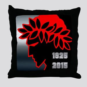 Olympiacos 1925-2015  Throw Pillow