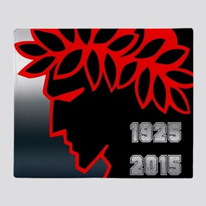 Olympiacos 1925-2015 Throw Blanket