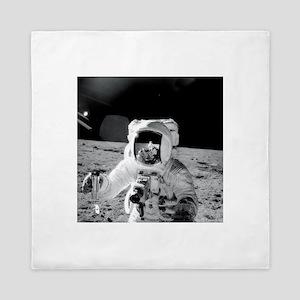 Apollo12 Shirt Queen Duvet