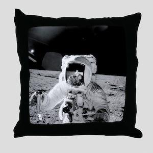 Apollo12 Shirt Throw Pillow