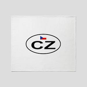 Czech Throw Blanket