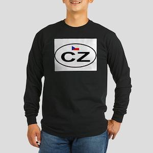Czech Long Sleeve T-Shirt