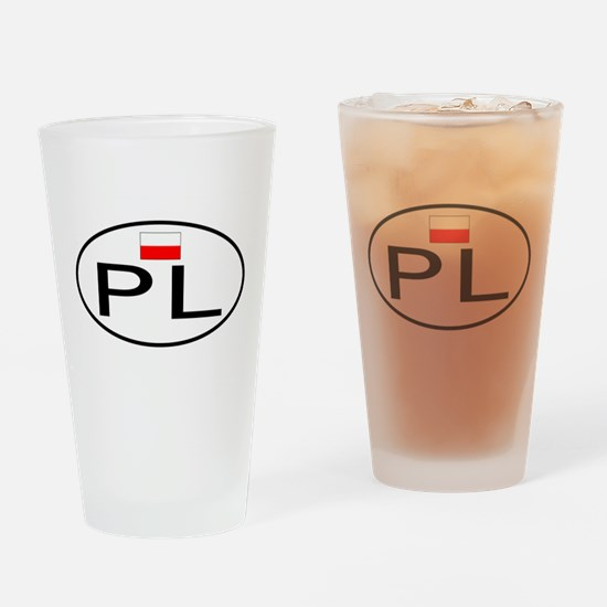 POL.png Drinking Glass